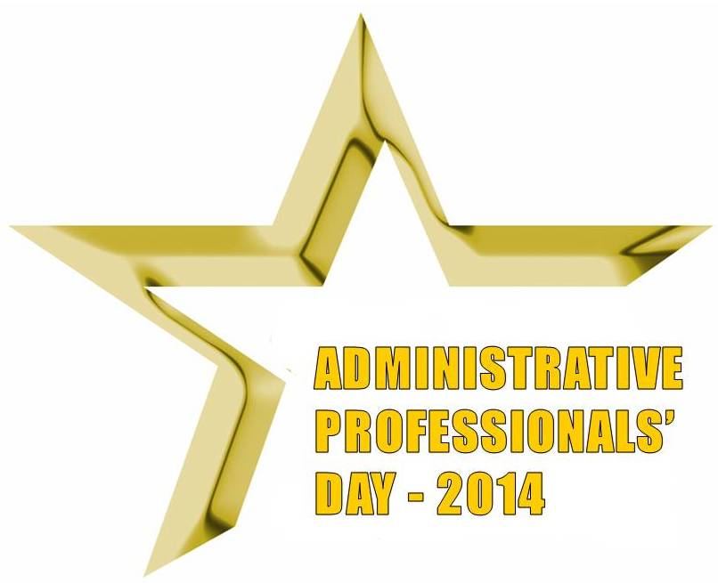 Administrative Professionals' Day 2014