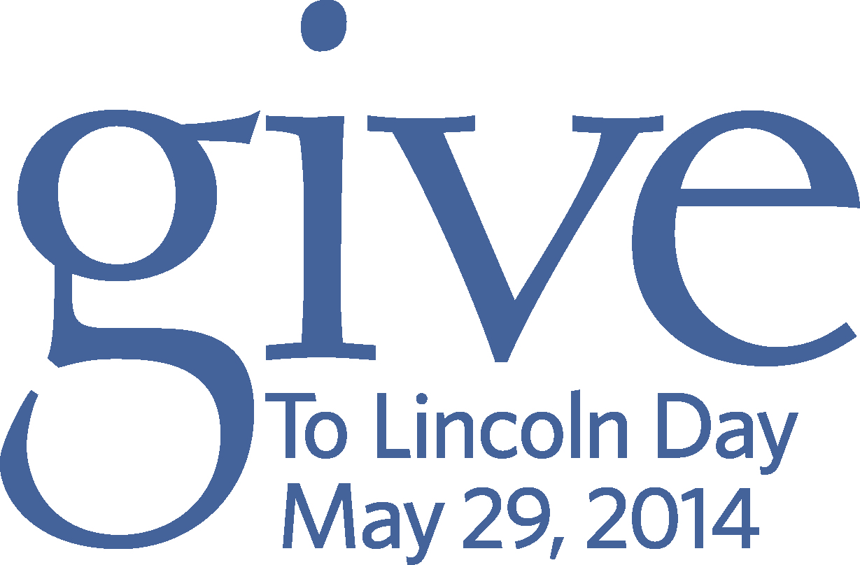 Give To Lincoln Day - May 29, 2014
